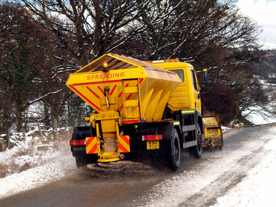 Millstream Gritting